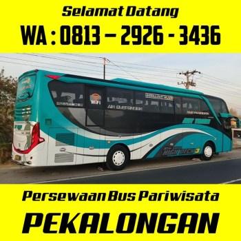 Sewa Bus Pariwisata Pekalongan
