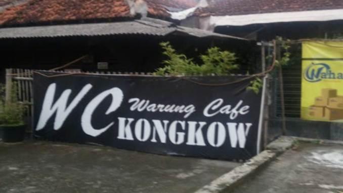 Warung Cafe Kongkow