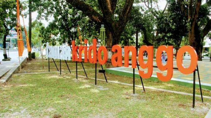 Taman Kridoanggo Sragen