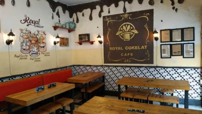 Royal Cokelat Cafe