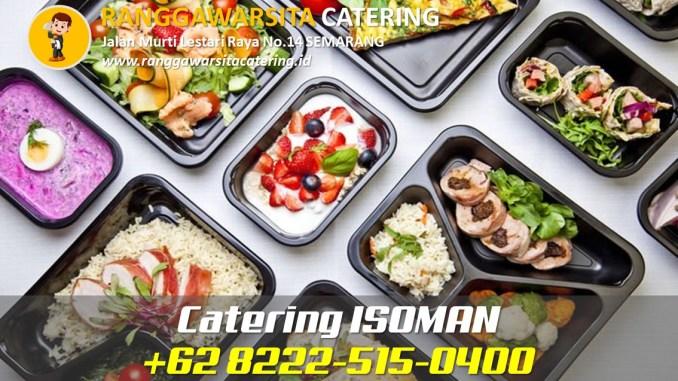Catering Isoman Semarang