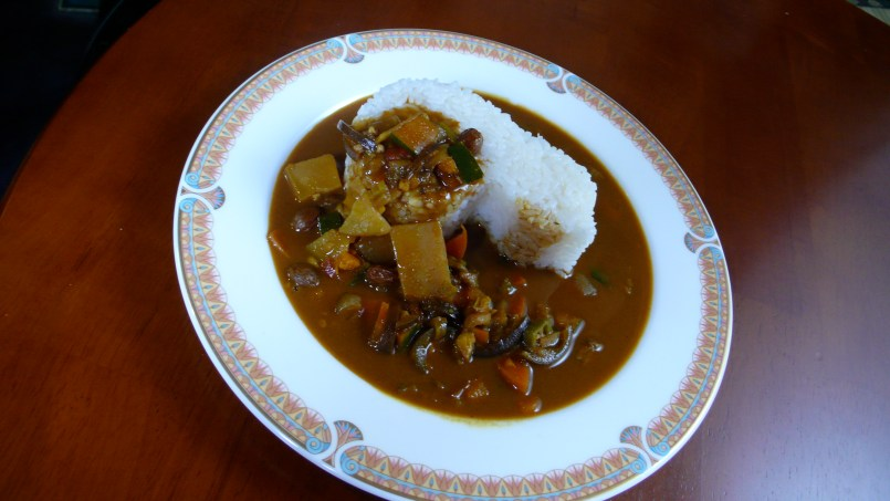 photo of curry