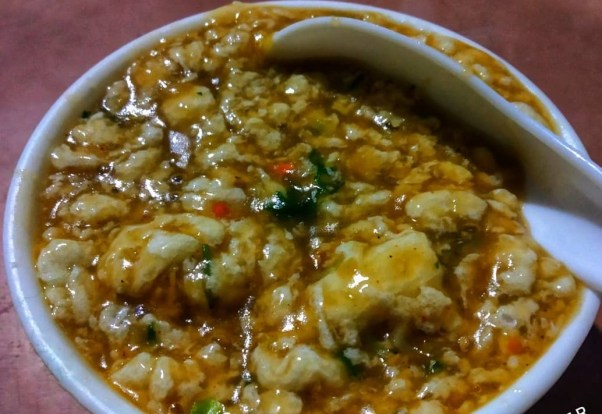 Chicken Lung Fung soup Recipe
