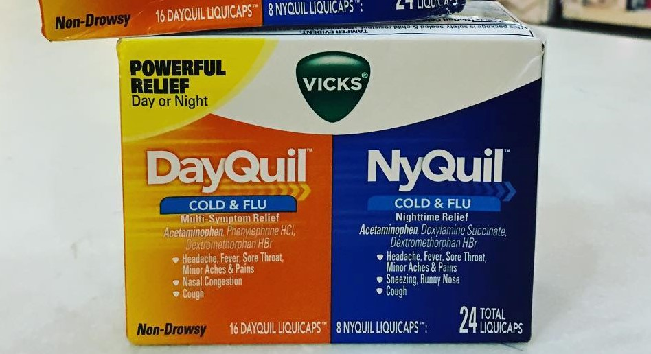 Side Effects Of Day Quil dayquil