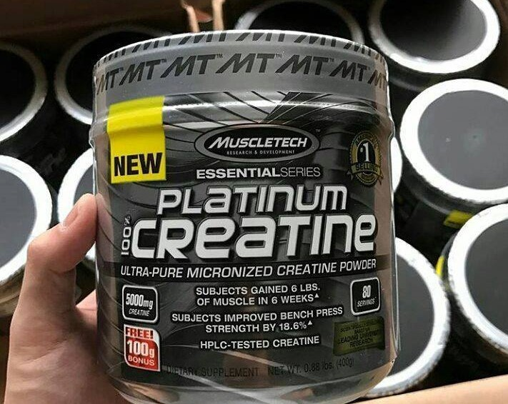 Does Creatine Make You Gain Weight?