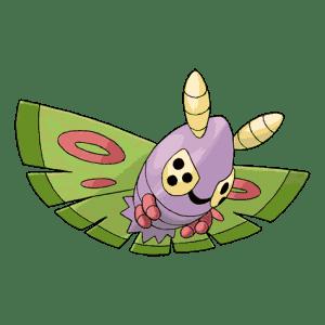 dustox Pokemon Go