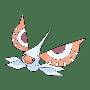 masquerain Pokemon Go