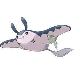 mantine-pokemon-go