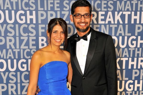 10 Interesting Facts about Anjali Pichai [Sundar Pichai's Wife]