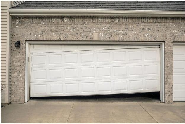 How to Repair Common Garage Door