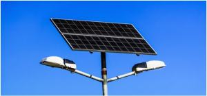 Solar Street Lights: A Step Towards A More Sustainable World