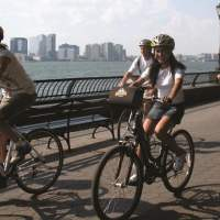 Top-5 the Most Popular Bike Routes Around New York City