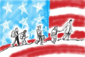 Problems Immigrants May Face When Coming to America