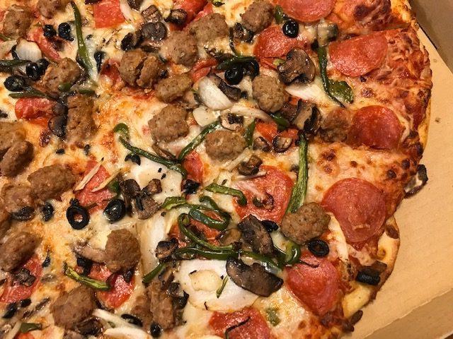 コストコ ピザ コンボ