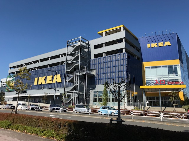 IKEAストア