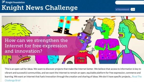 Knight News Challenge