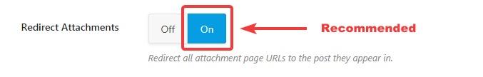 Redirect-Attachements