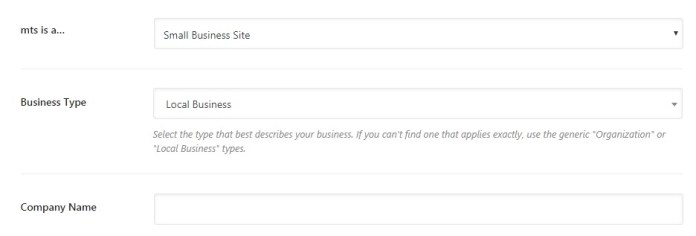 business-option-setting