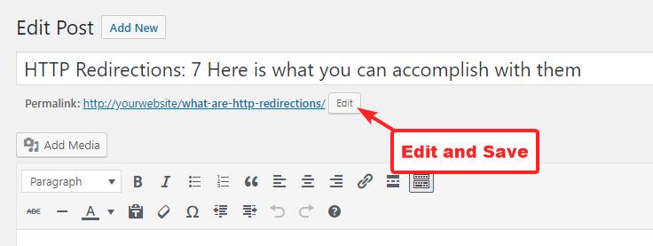 change-permalink-in classic-editor