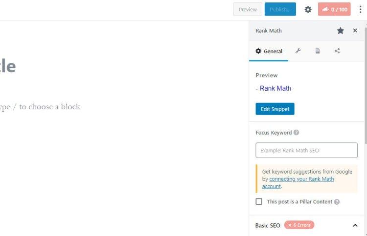 Оптимізація тексту для пошукових систем приклад налаштувань на основі математичного блоку рангів