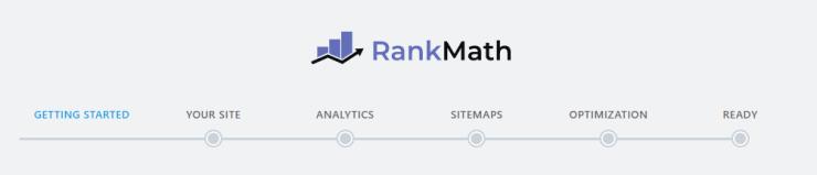 All Steps In Rank Math Setup Process