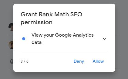 Rank Math Permission Three