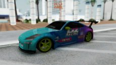 350z do Bruno Bar 1