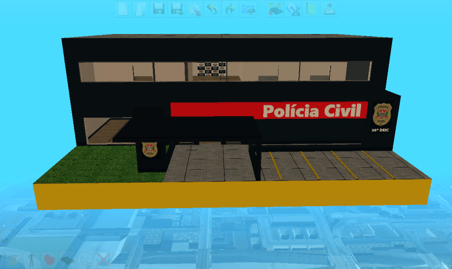 MODEL POLICIA CIVIL – MTA