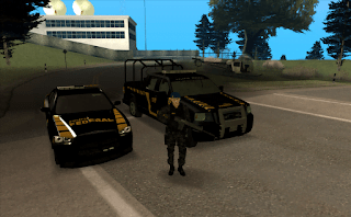 mta pack da policia federal exclusiva pf gta mta 703148