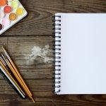 art, watercolors, arts and crafts