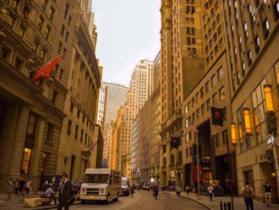 Fintech on wall street