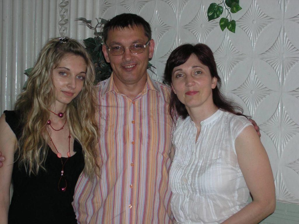 Семья Парфенюк