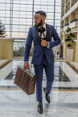 Black-owned Formal Wear and Wedding Brands by RankTribe