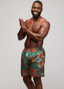 trendy African inspired swimwear