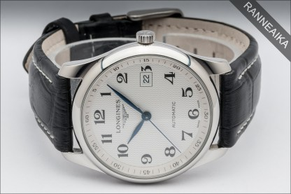 LONGINES Master Collection 40mm Silver L2.793.4.78.3