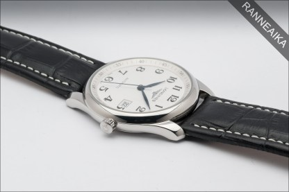 LONGINES Master Collection 40mm Silver ref. L2.793.4.78.3