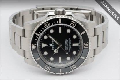ROLEX Submariner No Date ref. 114060