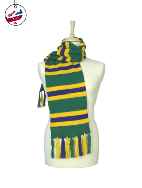 Bespoke hats and scarves in school or club colours