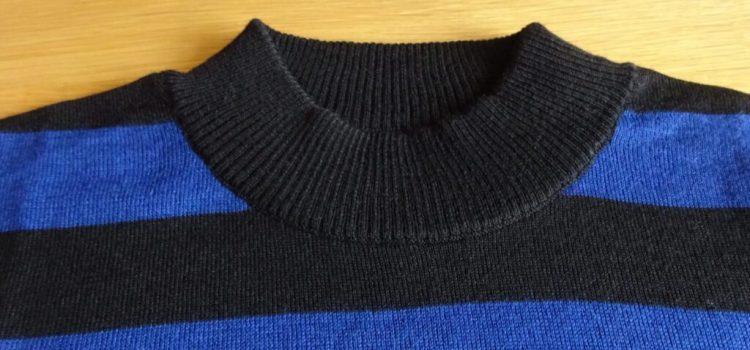 Knitwear for Corporatewear Workwear and Uniform - bespoke striped crew sweaters