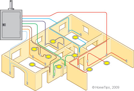 wiring house electricity diagrams - wiring diagram,