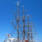 帆船 「日本丸」