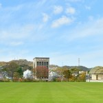 入江運動公園近辺の秋風景