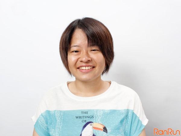 國保小枝さん(昭和女子大学3年)
