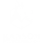 Ransom Wilderness Co white logo