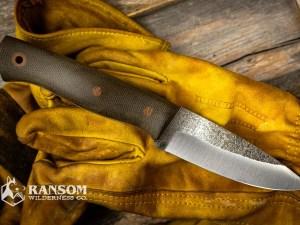Cohutta Knife Strebig at Ransom Wilderness Co
