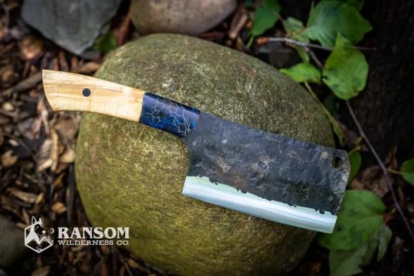 Brush Creek Carnivore Cleaver