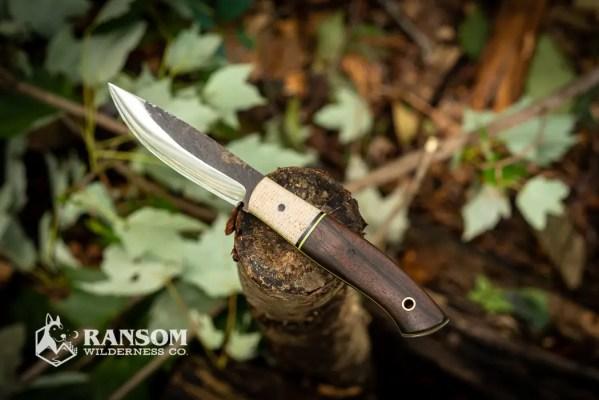 Brush Creek Pepper Knife