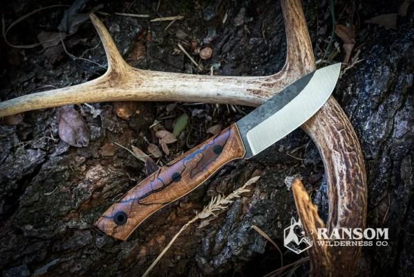 Cohutta Knife Tellico at Ransom Wilderness Co