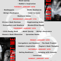 It's Finally Here....The CORRUPT ME Blog Tour!