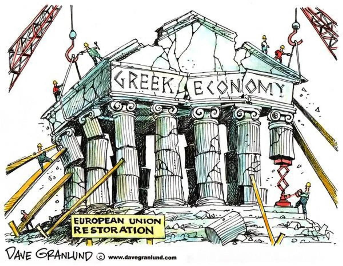 Greece in Perspective